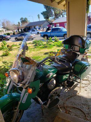 2004 Kawasaki Vulcan Nomad Motorcycle for Sale in Las Vegas, NV