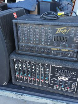 AMP 800 WATS 200 DLLS 🎊PEVEY AMP 800 WATTS 200 DLLS for Sale in Brothers,  OR