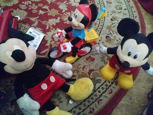 Mickey mouse for Sale in Billingsley, AL