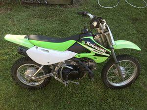 Kawasaki KLX 110 Dirtbike- runs great for Sale in Baton Rouge, LA