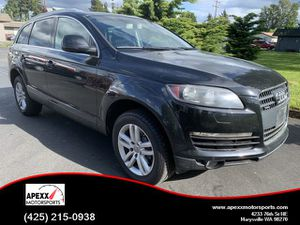 2009 Audi Q7 for Sale in Marysville, WA