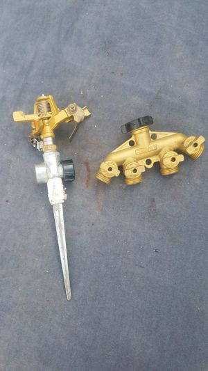 Faucet splitter and sprinkler for Sale in Federal Way, WA