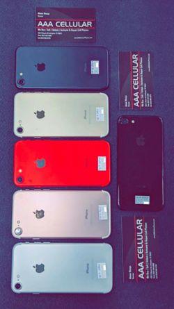 Apple iPhone 7 32gb Factory Unlocked - Like New! (30 Days Warranty) for Sale in Arlington,  TX