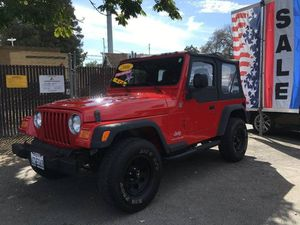 2006 Jeep Wrangler for Sale in Riverbank, CA