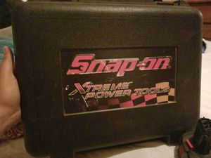 Snap-on power tools for Sale in Phoenix, AZ