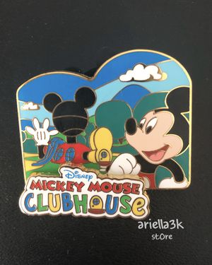 Disney Mickey Mouse Club House Pin for Sale in Kissimmee, FL