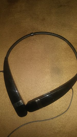 LG Bluetooth headset used for Sale in Brooklyn, NY