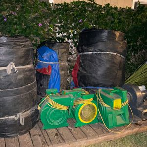 Two Jumpers For Sale With 4 Blowers for Sale in Los Angeles, CA