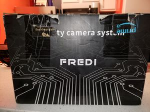 Fredi surveillance system for Sale in Houston, TX