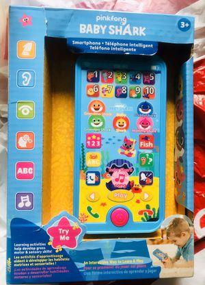 Baby Shark Phone Toy for Sale in Alexandria, VA