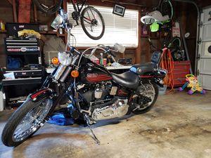 Harley davidson badboy Springer for Sale in Modesto, CA