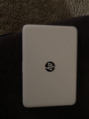 Hp white mini laptop 150$ for Sale in La Mesa, CA