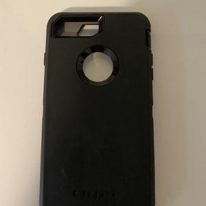 iPhone 7 Plus Black Otter box Case for Sale in Miami, FL
