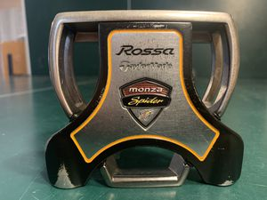 Taylormade Spider Mallet Rossa Monza agsi+ Golf Putter for Sale in Mesa, AZ