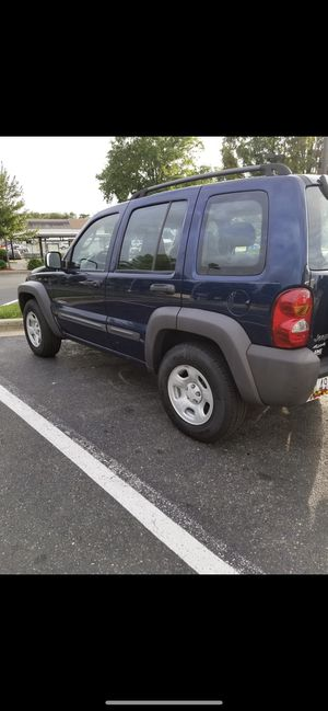 2006 Jeep Liberty for Sale in Rockville, MD