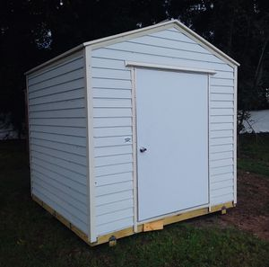 New 8x8 Shed for Sale in Wauchula, FL