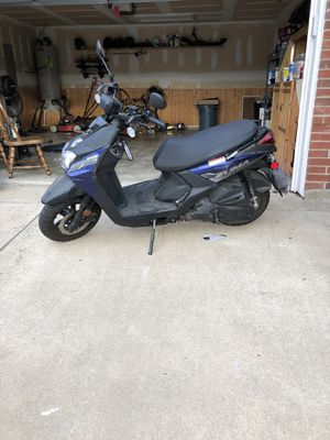 2016 Yamaha Zuma 125 Scooter for Sale in Waxahachie, TX