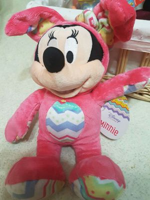 Disney Store Minnie Mouse Plush Collectable for Sale in Conway, AR