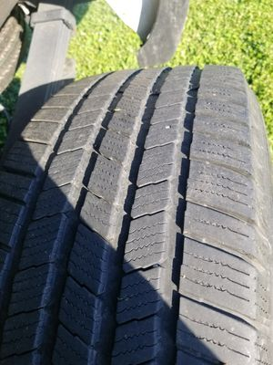 Rims and Tires: Moto Metal Includes Adapters if needed for Sale in Monroe, NC
