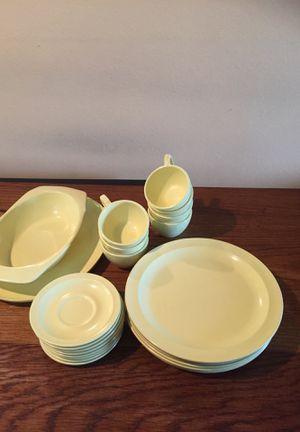 Vintage Melmac/Prolonware Dish set for Sale in Des Moines, WA