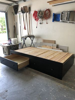 Ikea twin bed for Sale in Bedford, TX