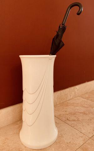 Art Nouveau Design - UMBRELLA and CANE STAND Porcelain for Sale in Miami, FL