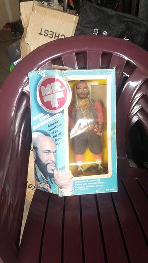 VINTAGE 1983 Mr T A Team Figure In Box Retro collectible for Sale in Everett, WA