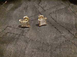 10 it. Diamond earrings for Sale in Pompano Beach, FL