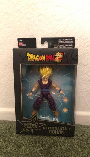 "Bandai Dragon Ball Super Siyan 2 Gohan Dragon Stars Series 6"" Action Figure for Sale in Bellflower, CA"