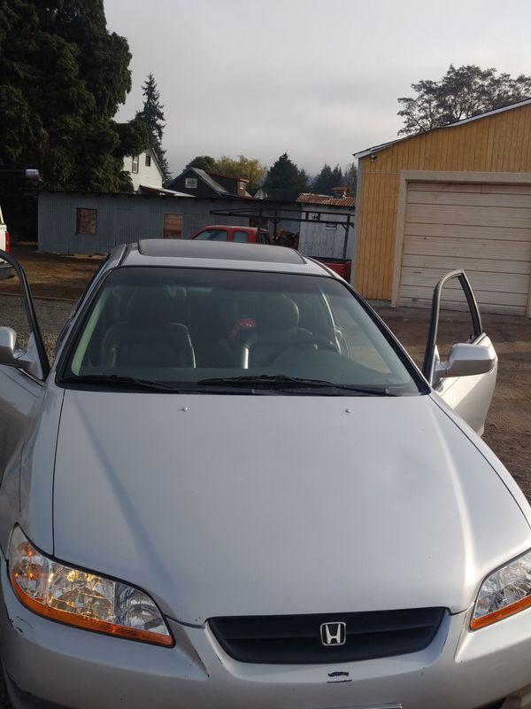 Honda acord 2000