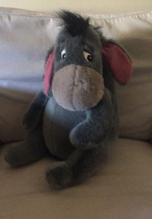 Disney Winnie the Pooh eeyore plush for Sale in Lakewood, CA