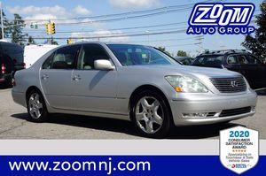 2006 Lexus LS 430 for Sale in Parsippany, NJ