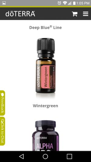 DoTERRA Wellness Advocate for Sale in Bountiful, UT