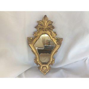 Italian Antique Gilt Wood Mirror for Sale in Washington, DC