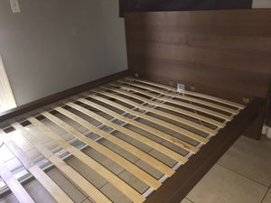 Ikea full bed frame. Selling it for 100$ for Sale in Lake Mary, FL