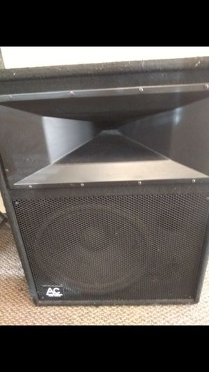 (2) Audio Centron ACE-1 1991-1999 Black for Sale in Fort Lauderdale, FL