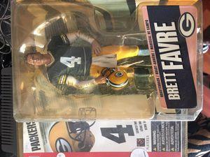 Brett Favre action figure for Sale in Chicago, IL