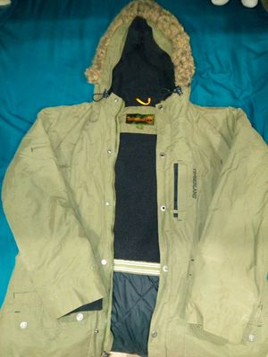 Hooded Timberland Parka coat for Sale in San Diego, CA