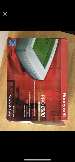 thermostat, honeywell touchscreen for Sale in San Diego, CA
