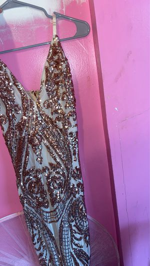 Rose Gold Dress for Sale in Philadelphia, PA
