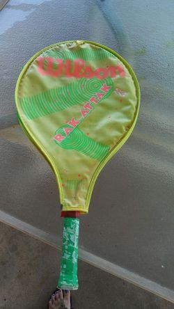 Wilson rak attak racquet for Sale in Prattville,  AL