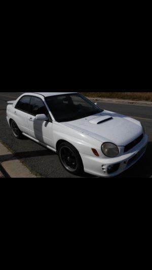Subaru wrx for Sale in Coronado, CA