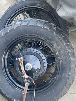 1999 Honda Shadow Tires (Rear & Front) for Sale in Carson,  CA