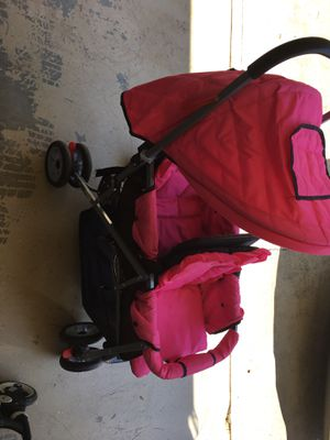 Double seated infant toddler stroller for Sale in Lilburn, GA