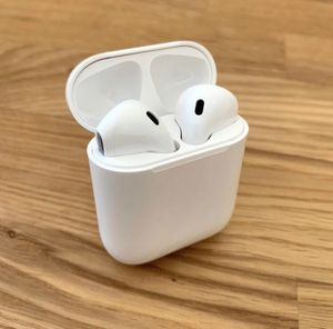 i12 TWS Bluetooth AirPods Style Earbuds Smart Touch Control Headset Headphone for Sale in Vancouver, WA