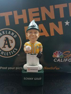 Oakland athletics sonny gray gnome.. for Sale in San Jose, CA