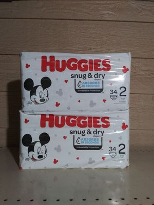 Huggies Diapers Size 2 for Sale in Conyers, GA