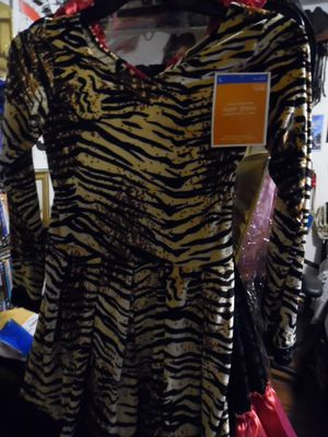 Tiger dress Halloween costume for Sale in San Diego, CA