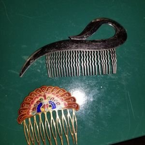 Vintage Side Combs Hair Pins for Sale in Elma, WA