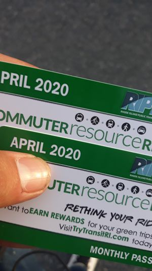 April bus pass for Sale in North Providence, RI